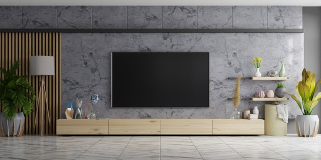 design TV Meubel Steigerhout
