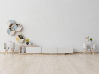 moderne stijl wit tv-meubel